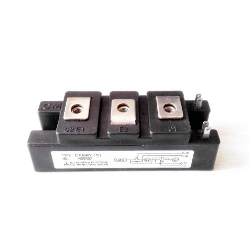 IGBT-POWER-MODULE-CM100DY-12H-CM75DY-12H